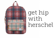 Herschel Supply Co. Settlement Youth Back Pack