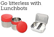 Lunchbots Stainless Steel Containers