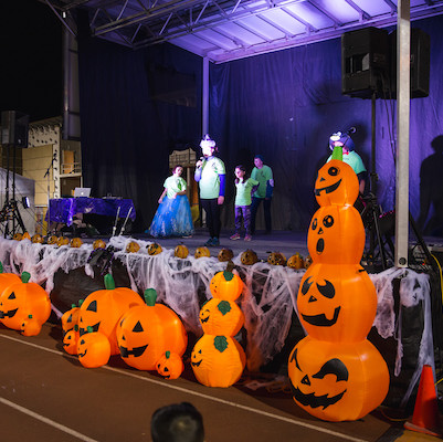 Spooky and fun Halloween events