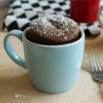 Create Mug Cakes with Youth Events Squad